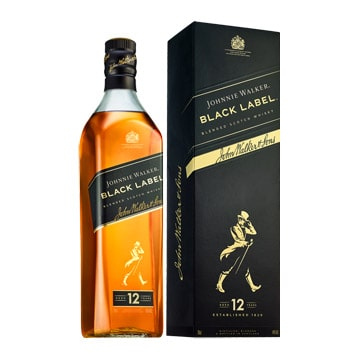Киев, Виски ''Johnnie Walker Black''