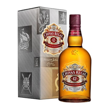 Киев, Виски ''Chivas Regal 12''